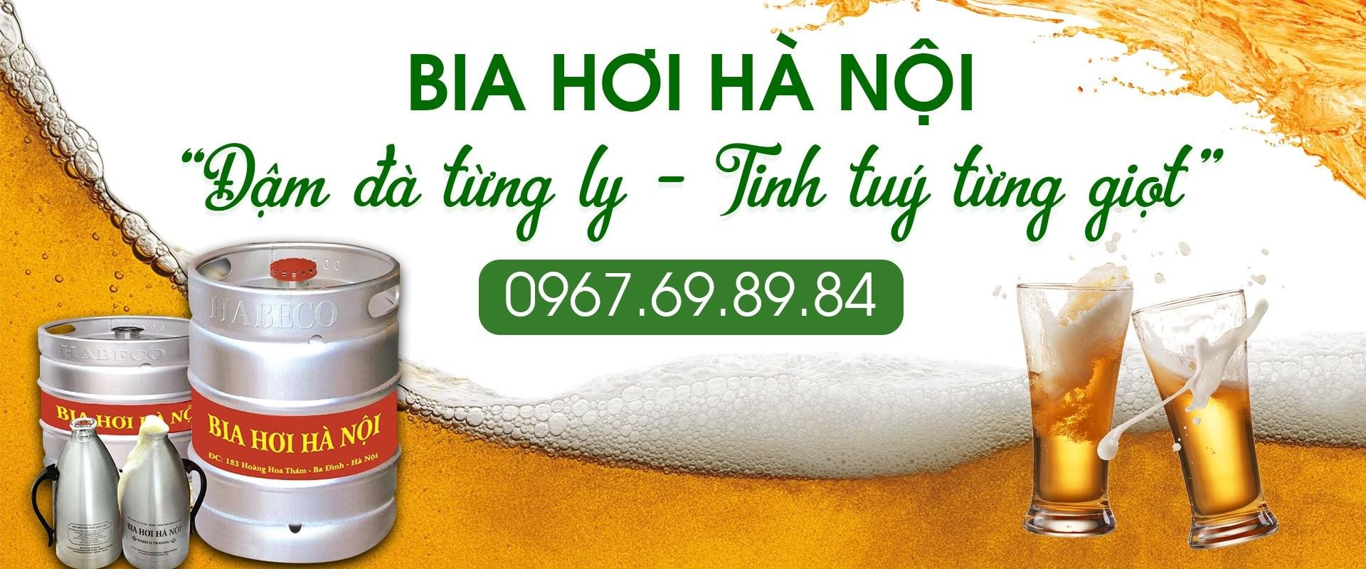 Bia hơi Hà Nội Keg 50L mua ở đâu rẻ nhất?