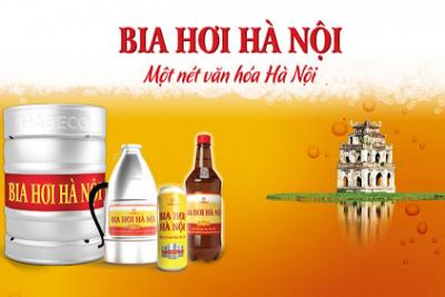 Cập nhập giá bia hơi Hà Nội Keg mới nhất 2021