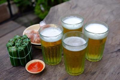 Vì sao bia hơi Hà Nội Keg được nhiều người yêu thích